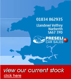 Preseli Car Sales